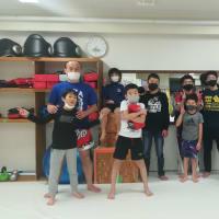 (木)キッズ格闘技&キックボクシング初級