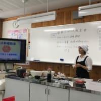 親子料理教室、開催♪
