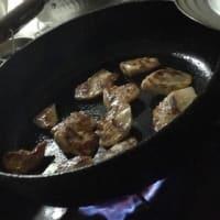 鶏のささ身と甘酒