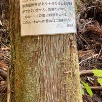 円悟沢・今庫の泉ルート