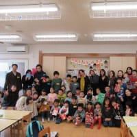 12月21日 3教会学校合同クリスマス