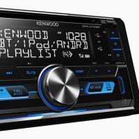 新しい  DPX-U740BT  KENWOOD へ 換装