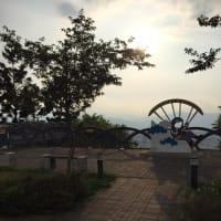 『地理中心』台湾の中心地点
