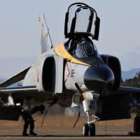 明日12月1日は百里基地最後のファントム航空祭