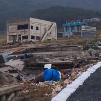 東日本大震災においての骨炭使用による放射能除染、塩害対策現地視察報告№2(10/2)