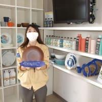 大洋化学(株)のリサイクル(ペットボトル)食器、好評 〈2021年9月12日〉
