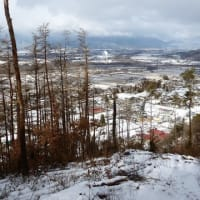 長峰山(安曇野市)