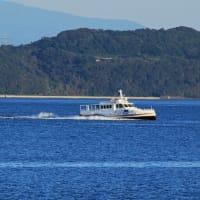 新型高速船「つよし」