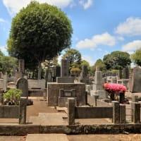 谷中霊園 堀切善次郎の墓
