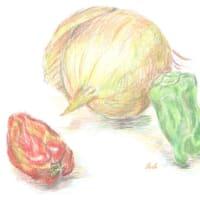 ☆野菜を食べよう!