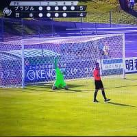 〔トゥーロン国際大会決勝〕U-22日本代表、ブラジル代表をPK戦にまで追い詰めるも「栄光の準優勝」