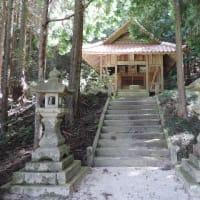 越峠の三島神社