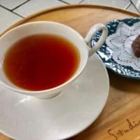 香り高い紅茶の似合う一日