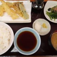 小天ぷら定食