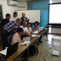 ブログ作り講習会開催中