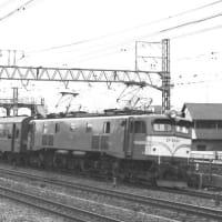 高崎線に残った普通列車~EF58