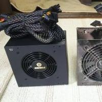 PC電源ユニット 逝く