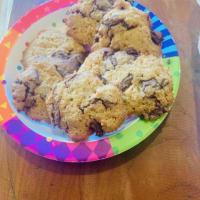 クッキーを焼く。
