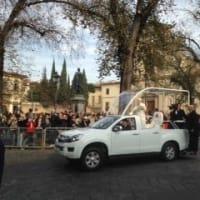 ローマ法王フランシスコ教皇訪日