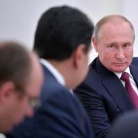 米政治大混乱:疑惑だらけのウクライナを突っつく