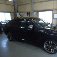 BMW i8・X4 S様 コーティングメンテナンス 4月30日