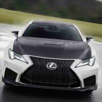 """【レクサス】2021年モデルの「RC F」に""""富士スピードウェイエディション""""を限定発売!"""