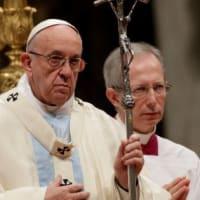 Speech at The Pope Nagasaki (full text) 2019年11月24日