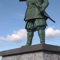 島津義弘公像