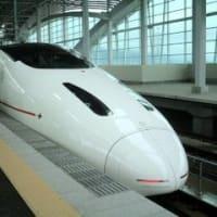 JR九州 九州新幹線「つばめ」の利用者が300万人を突破