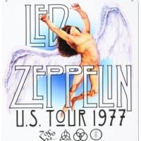 Led Zeppelin June 21, 1977 Los Angeles