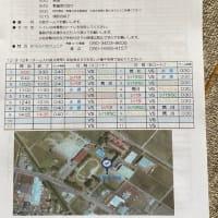 二葉小Uー12トレーニングマッチ