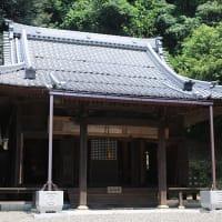 観音寺、秀吉と光秀の「三椀の才」で有名な古刹です。