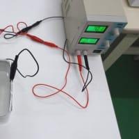 こもりん とチタンの陽極酸化