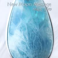 ✤2019年5月5日牡牛座の新月 蠍座の満月に向かって・・・・・✤