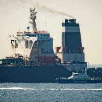 拿捕のイランタンカー解放ジブラルタル、米要請退け