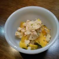 カボッコリーの温サラダ (牡蠣だし醤油・モニター・レシピ)