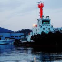 小樽運河クルーズ船に乗って…