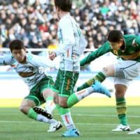 第98回全国高校サッカー選手権決勝 静岡学園が2点差をひっくり返し、念願の単独優勝!