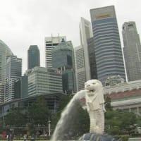 "【nhk news web】    1月23日 23時32分、""""新型ウイルス肺炎 シンガポールでも感染者確認 """""