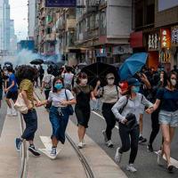 """新たな御法話の開示「香港危機に何を学ぶべきか」 ◆習近平はナチスについて何も学んでいない?―全体主義の問題点と怖さとは。◆コロナ禍の日本の政治は""""感染症全体主義""""?"""