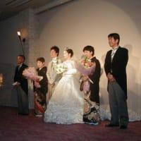 祝・ご結婚