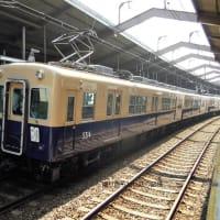 阪神 杭瀬(2010.5.15) 青胴車 5143F+5313F 普通 梅田行き 行先表示板