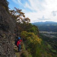 嵩山&岩櫃山
