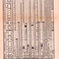 紀勢本(東)線の夜行列車、紀州5号のルーツを探ってみる。第1回