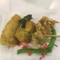 熊厚呷ー桃園機場的鹹酥雞