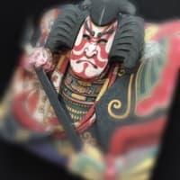 歌舞伎....ポストカード