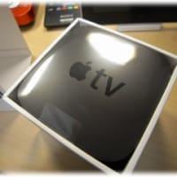 新Apple TVはほんとに小さい。