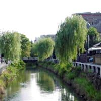 熊本の風景 新屋敷大井手