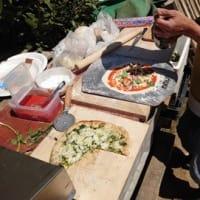 スタッフNくんの手作りピザ その2