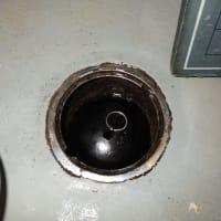 浴室の椀トラップの椀交換・・・千葉市